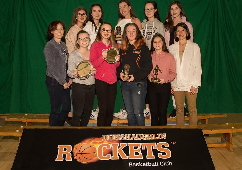Rockets Presentation Night