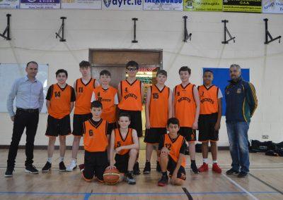 U14 Boys Raptors