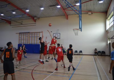 U18 Boys Action 2