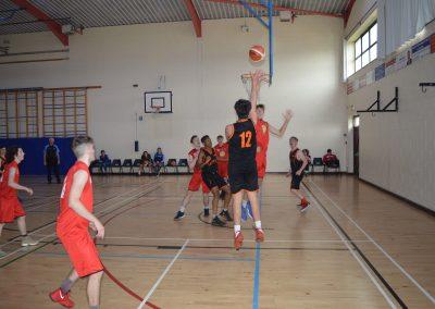 U18 Boys Action